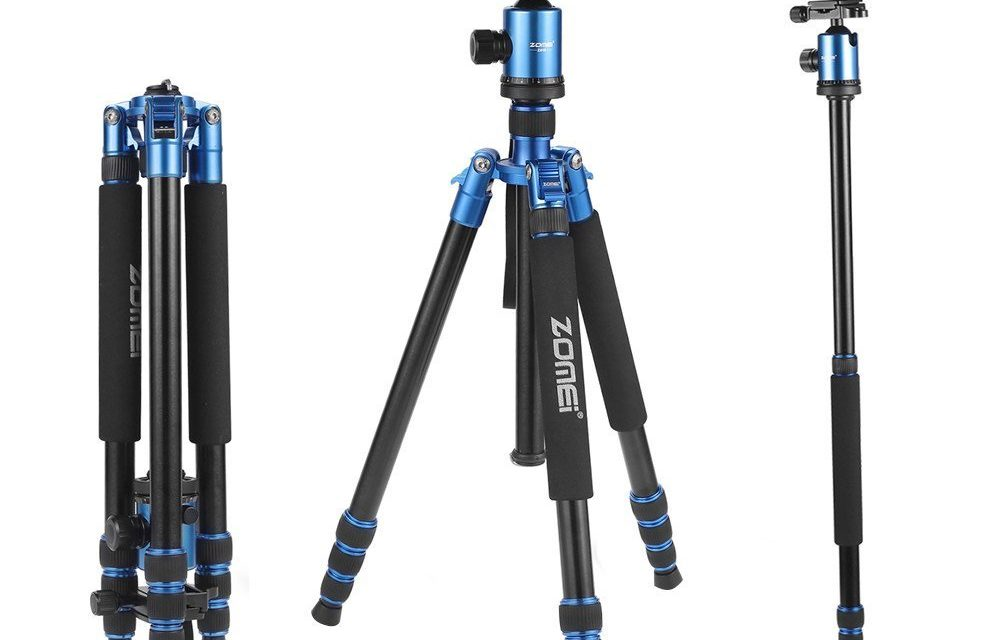 OMEi Z818 Hiking Tripod