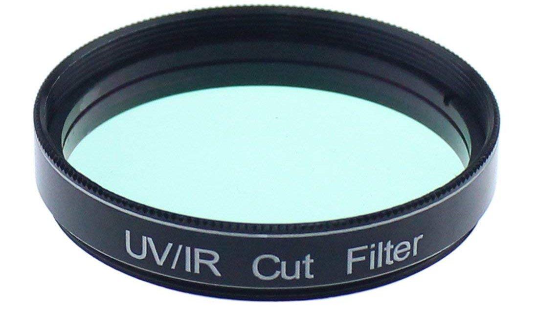 Solomark 2 Inch UV IR CUT Block Filter Infra Red Filter CCD