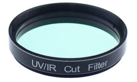 Solomark 2 Inch UV IR CUT Block Filter Infra Red Filter CCD