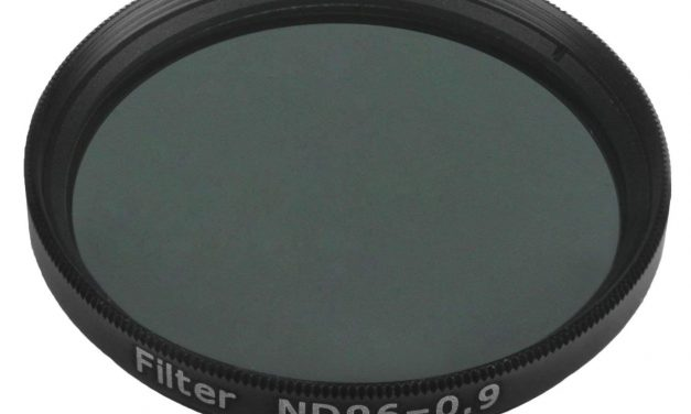 Astromania 2″ Moon Telescope Eyepiece Color Filter ND96-0.9